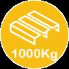 1000kg pallet