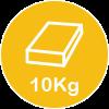 10kg block