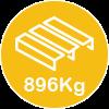 896 pallet