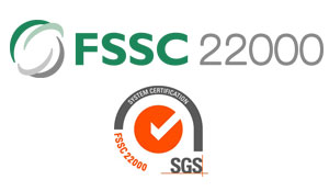 FSSC 22000 E-Cheese Certification