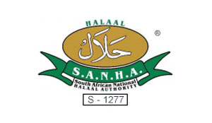 SANHA E-Cheese Certifcation